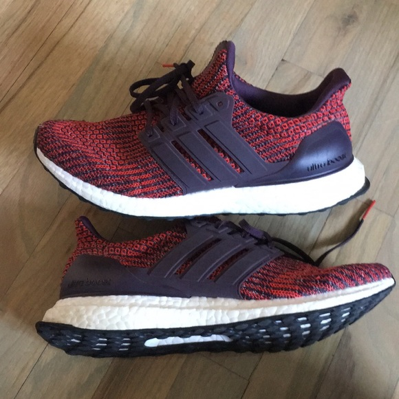adidas Shoes | Ultraboost Noble Red